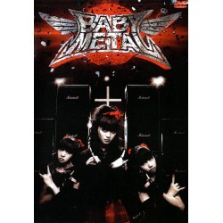 Baby Metal Live in Hollywood 2014 concert and more 2 DVD set
