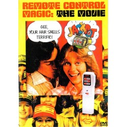 Remote Control Magic: The Movie DVD