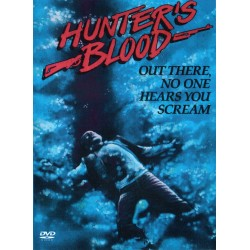 Hunter's Blood starring Clu Gulager & Kim DeLaney on DVD