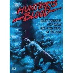 Hunter's Blood starring Clu Gulager & Kim DeLaney on DVD