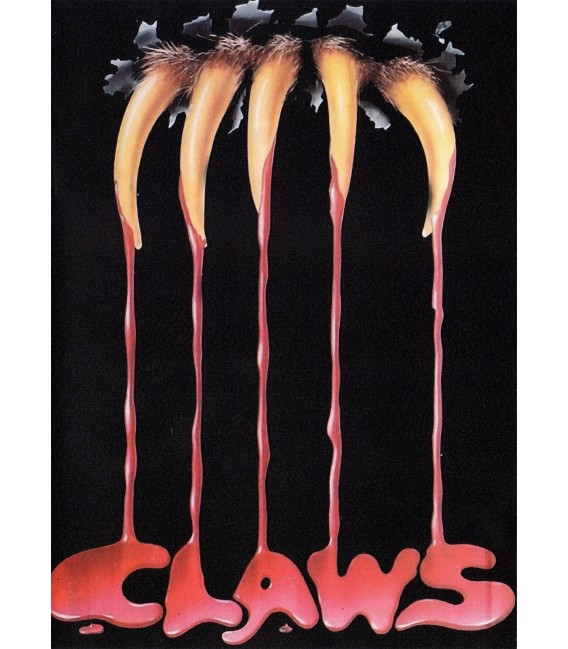 Claws aka Devil Bear starring Jason Evers on DVD