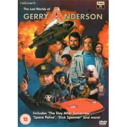 The Lost Worlds of Gerry Anderson 2 DVD set