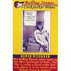 The Rolling Stones documentary Cocksucker Blues on DVD