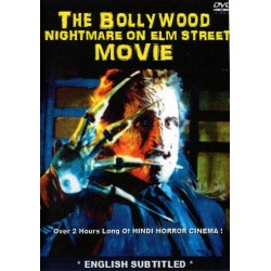 Mahakaal the Bollywood Nightmare on Elm Street movie on DVD w/ English Subtitles