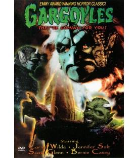 Gargoyles made for TV movie Uncut on DVD