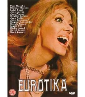 Eurotika - 12 episode horror documentary TV show on 3 DVDs