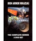 Iron Armor Mikazuki aka Tekkouki Mikazuki complete series on DVD