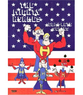 Mighty Heroes complete cartoon series on DVD