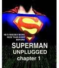 Superman Unplugged AKA meets Neo from the Matrix on DVD