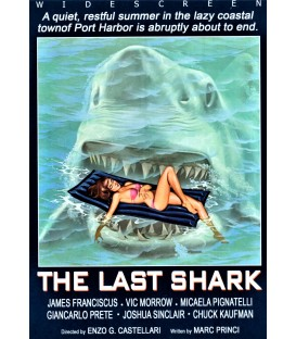 Great White aka The Last Shark on DVD
