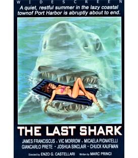 Great White aka The Last Shark on DVD
