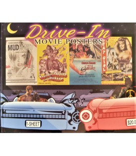Illustrated History of Movies Through Posters: Drive-in Movie Posters book