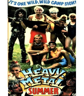 Heavy Metal Summer aka State Park on DVD