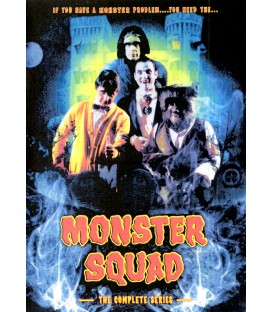 Monster Squad DVD 1976 Complete Series TV Show