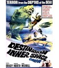 Destination Inner Space aka Terror of the Deep on DVD
