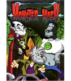 Monster Mash cartoon on DVD