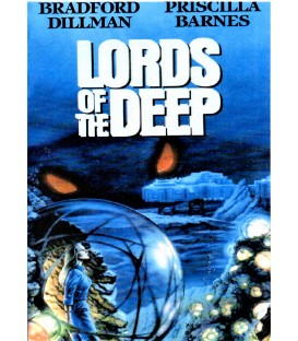 Lords of the Deep (1989) on DVD