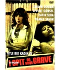Turkish I Spit on Your Grave on DVD