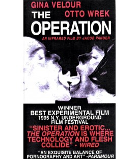 The Operation DVD shot in B & W Infrared Film