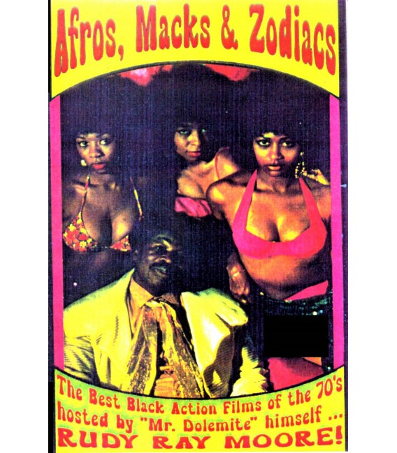 Afros, Macks, and Zodiacs DVD trailers