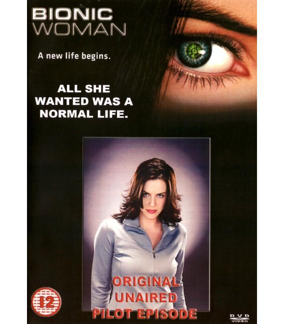 Bionic Woman Unaired TV Pilot on DVD