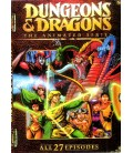 Dungeons and Dragons the Complete Animated series on 3 DVDS