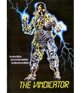 The Vindicator on DVD