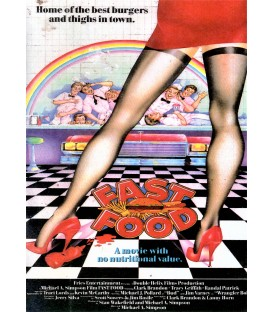 Fast Food with Jim Varney & Traci Lords on DVD
