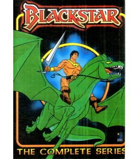 BLACKSTAR the Complete Series on 2 DVDS