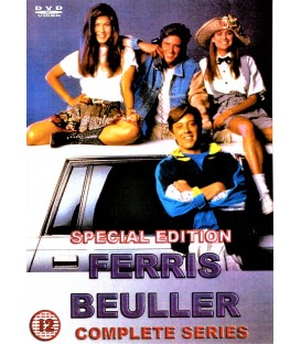 Ferris Beuller TV series starring Jennifer Aniston on 2 DVDs