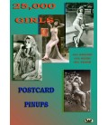 25,000 Postcard Pinup Girls on DVD
