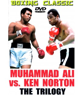 Muhammad Ali vs. Ken Norton The Trilogy on 3 DVDS