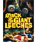 Attack Of The Giant Leeches DVD