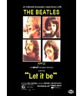 UNCUT The Beatles Let It Be the Movie Extended Cut in Widescreen on DVD