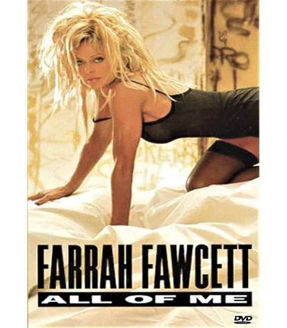 Farrah Fawcett All of Me on DVD