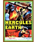 Hercules in the Center of the Earth AKA Hercules in the Haunted World DVD