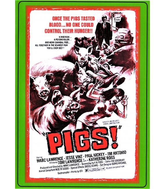 Pigs aka Daddy's Girl on DVD