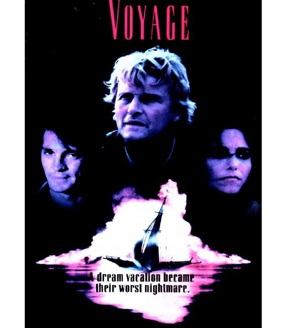 Voyage starring Rutger Hauer, Eric Roberts, and Karen Allen on DVD