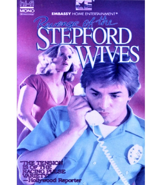 Revenge of the Stepford Wives starring Don Johnson on DVD