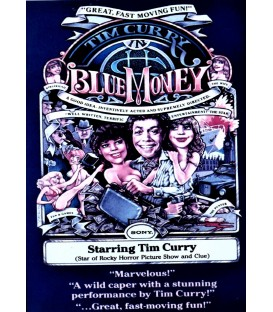 Blue Money starring Tim Curry on DVD