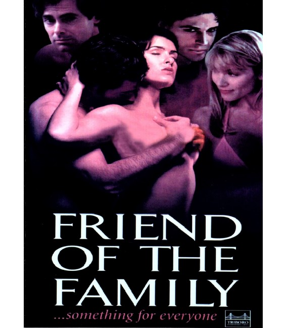 Friend of the Family starring Shauna O'Brien on DVD