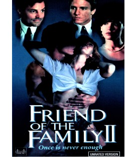 Friend of the Family II starring Shauna O'Brien Unrated Version on DVD