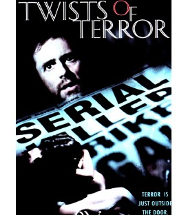 Twists of Terror DVD Rare OOP imported Horror trilogy