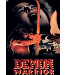 Demon Warrior DVD 1987 horror film from Germany