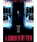A Demon In My View starring Anthony Perkins horror film on DVD
