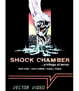 Shock Chamber aka Greedy Terror on DVD