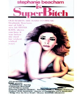 SuperBitch aka Mafia Junction starring Stephanie Beacham on DVD
