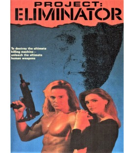 Project Eliminator starring David Carradine on DVD