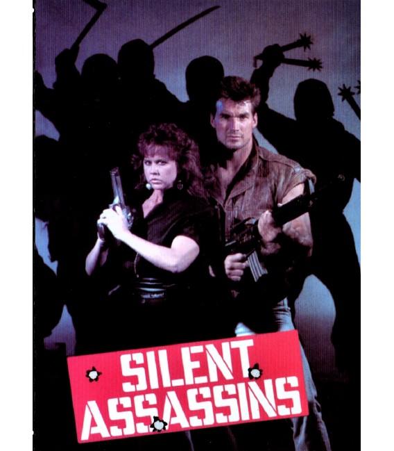 Silent Assassins starring Linda Blair & Sam Jones on DVD