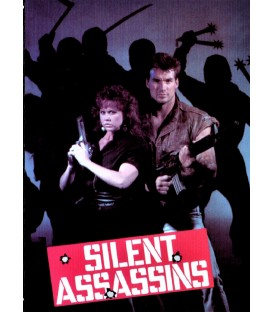 Silent Assassins starring Linda Blair & Sam Jones on DVD